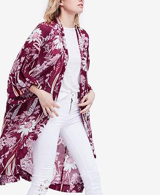 If You Say So Maxi Kimono by Free People