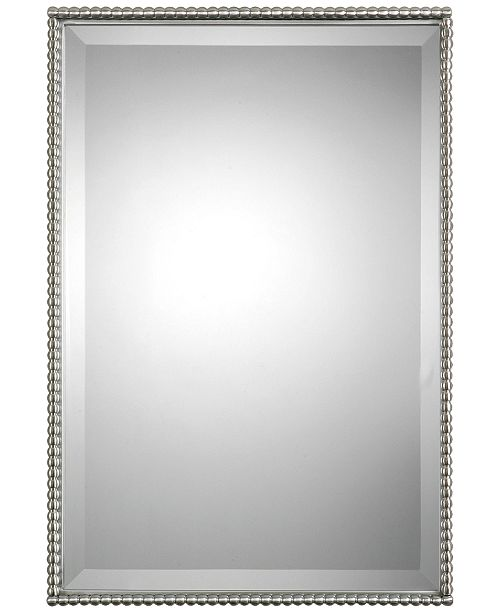 Uttermost Sherise Rectangle Mirror