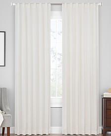 Hudson Hill Astoria Rod Pocket/Tab Top Window Panels