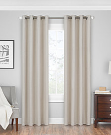 Hudson Hill Linden Grommet Window Panels