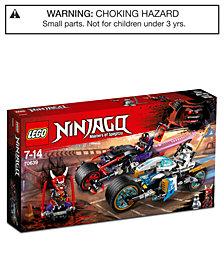 LEGO® Ninjago Street Race of Snake Jaguar Set 70639