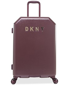 """DKNY Allure 24"""" Hardside Spinner Suitcase, Created for Macy's"""