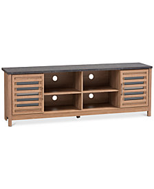 "Pacific 71"" TV Stand, Quick Ship"
