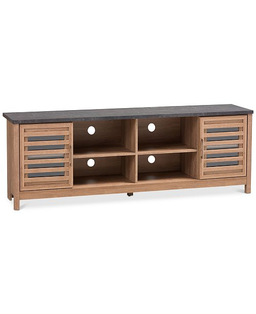 "Furniture Pacific 71"" TV Stand"