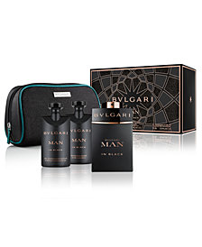 BVLGARI Men's 4-Pc. Man In Black Gift Set
