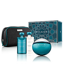 BVLGARI Men's AQVA Pour Homme 4-Pc. Gift Set