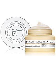 Receive a Free Trial-Size IT Cosmetics Confidence in a Cream, Trial-Size with any $35 IT Cosmetics purchase