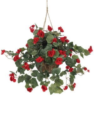 Nearly Natural Begonia...