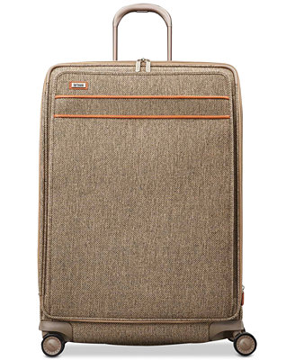 """Tweed Legend 30"""" Extended Journey Expandable Spinner Suitcase by Hartmann"""