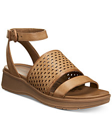 Bare Traps Rockwell Platform Wedge Sandals