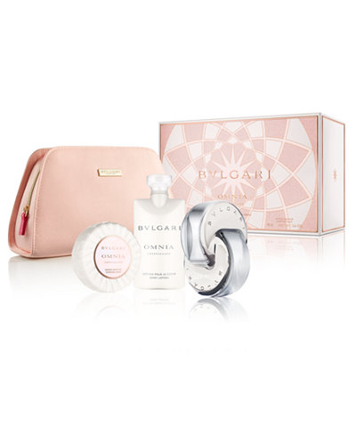 BVLGARI Omnia Crystalline 4-Pc. Gift Set