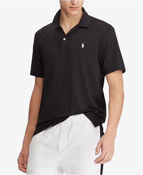 7663af950 Polo Ralph Lauren Men's Classic Fit Performance Polo & Reviews ...