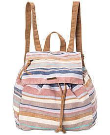 O'Neill Starboard Cotton Canvas Mini Backpack
