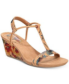 Mulan Wedge Sandals, Created Macy's