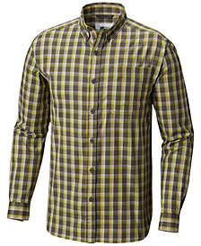 Columbia Men's Long-Sleeve Plaid Shirt