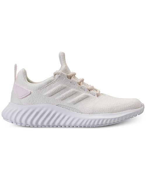 3286c6902 adidas Big Girls  AlphaBounce CR Running Sneakers from Finish Line ...