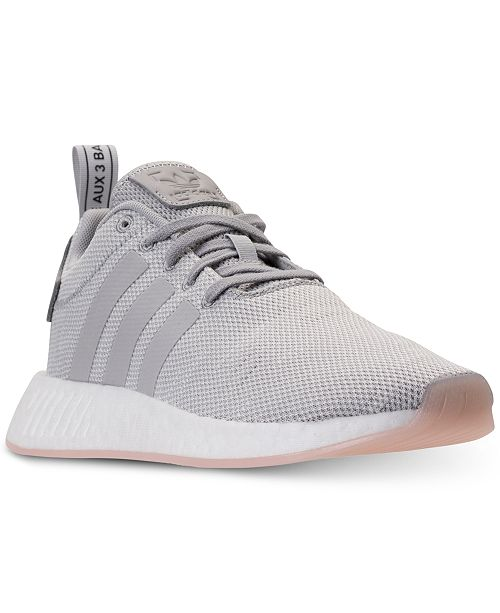 af64940ef ... adidas Women s NMD R2 Casual Sneakers from Finish Line ...