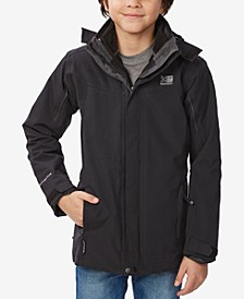 Big Kids' 3-In-1 Jacket from Eastern Mountain Sports