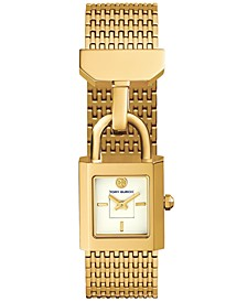 Women's Surrey Gold-Tone Stainless Steel Bracelet Watch 21x20mm