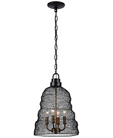 Zeev Lighting Urban 4-Light Pendant