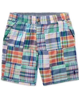 Polo Ralph Lauren. Plaid Shorts, Toddler Boys. Be the first to Write a  Review. main image; main image ...