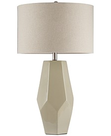 Madison Park Facted Table Lamp