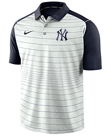 Nike Men's New York Yankees Stripe Polo