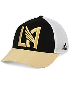 adidas Los Angeles Football Club Authentic Mesh Adjustable Cap