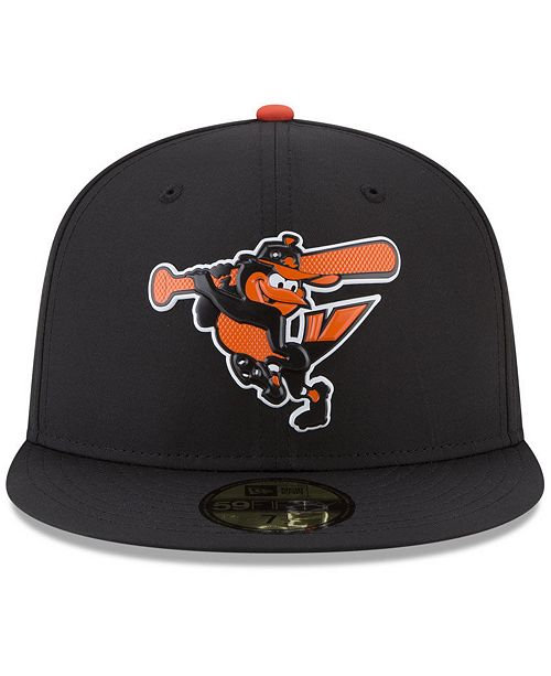 ad59a14e63d ... FITTED Cap  New Era Boys  Baltimore Orioles Batting Practice Prolight  59FIFTY FITTED ...