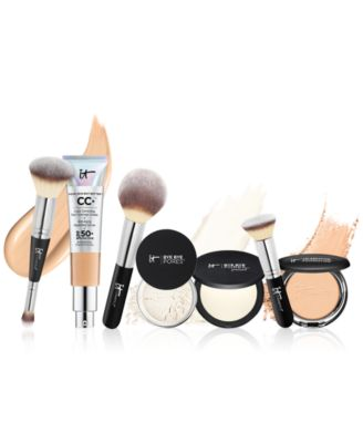 88ed0f557d68 IT Cosmetics Heavenly Luxe Flat Top Buffing Foundation Brush  6 ...