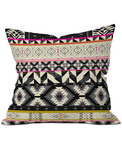 Deny Designs Pattern State Alpine Throw Pillow