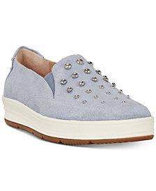 Adrienne Vittadini Goldie Sneakers
