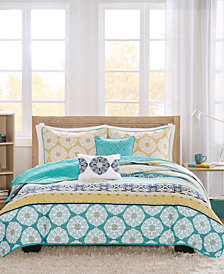 Intelligent Design Arissa 4-Pc. Twin/Twin XL Coverlet Set