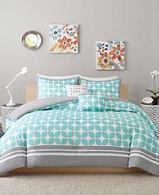 Intelligent Design Lita 5-Pc. Full/Queen Duvet Cover Set