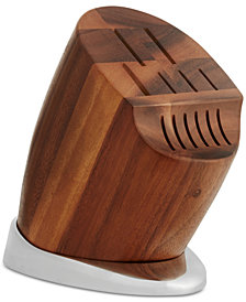 Nambé Breeze Knife Block
