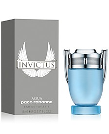 Receive a Complimentary Deluxe Mini with any large spray purchase from the Invictus fragrance collection