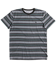 Quiksilver Men's Bayo Striped T-Shirt
