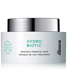 Hydro Biotic Recovery Sleeping Mask, 50 g