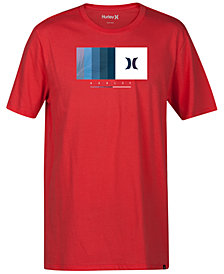 Hurley Men's Wheeler Graphic T-Shirt