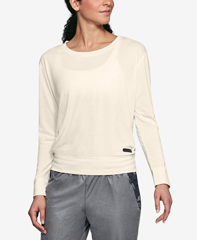 Under Armour Unstoppable Open-Back Top