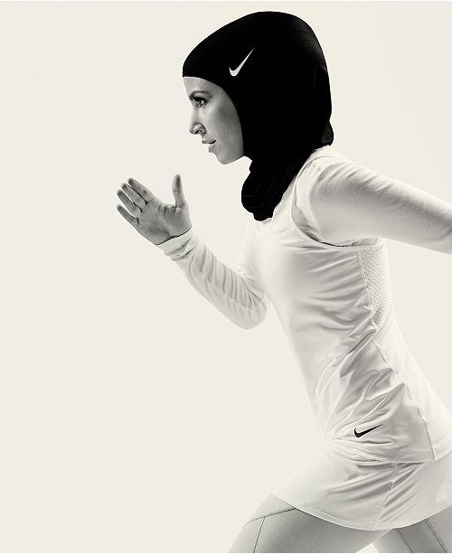79408af2499b Nike Pro Hijab   Reviews - Women s Brands - Women - Macy s
