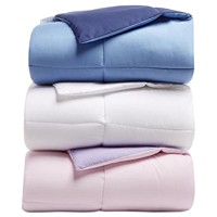 Martha Stewart Collection Essentials Reversible Down Alternative Comforter (various colors)