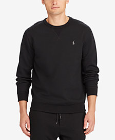 Polo Ralph Lauren Men's Double-Knit Sweatshirt