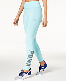 Puma dryCELL High-Waist Logo Leggings