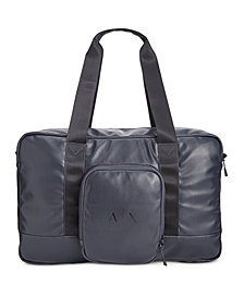 Armani Exchange Men's Duffel Bag