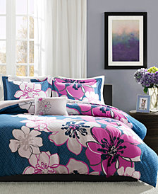 Mi Zone Allison 4-Pc. Bedding Sets