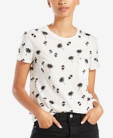 Levi's® Perfect Cotton Pocket T-Shirt
