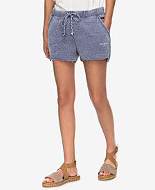 Roxy Juniors' One Call Away Pull-On Shorts
