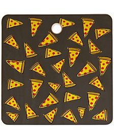 Leah Flores Pizza Party Cutting Board