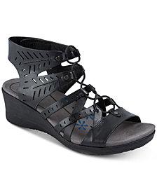 Baretraps Tiffany Gladiator Wedge Sandals